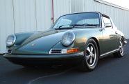 1968 Porsche 911S Targa View 34