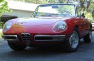 1967 Alfa Romeo Spider 1600 View 3
