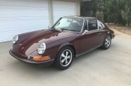 1969 Porsche 911E Coupe Original Paint!! View 10