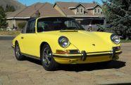 1968 Porsche 911L Targa View 4