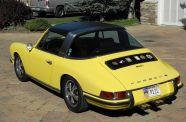 1968 Porsche 911L Targa View 5