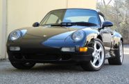 1996 Porsche 993 Turbo Coupe View 1