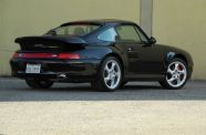1996 Porsche 993 Turbo Coupe View 2