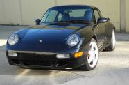 1996 Porsche 993 Turbo Coupe View 6