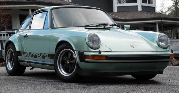 1975 Porsche Carrera 2.7l Original Paint! perspective
