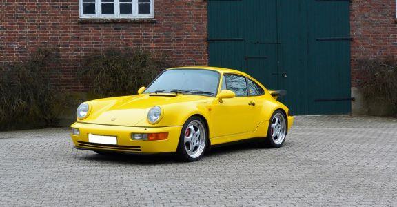 1993 Porsche 964 Turbo 3.6l perspective