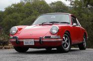 1967 Porsche 911 Sunroof Coupe! View 1