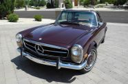 1969 Mercedes Benz 280SL View 17