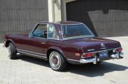 1969 Mercedes Benz 280SL View 4