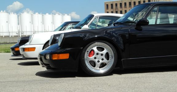 The Midwestern Porsche 964 Turbo S Collection! 3 of 17! perspective