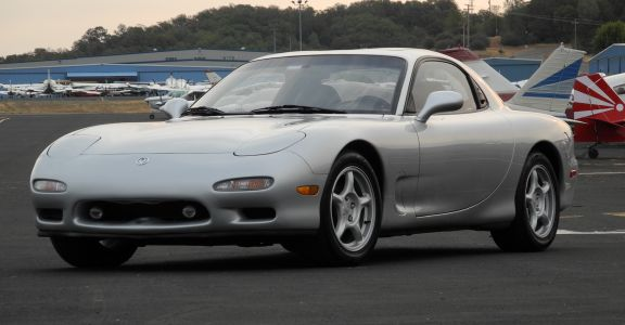 1993 Mazda RX7 Touring perspective