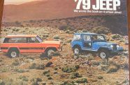 1979 AMC Jeep CJ5 View 70