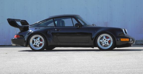 1994 Porsche 964 Turbo S Package car #2 perspective