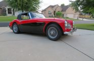 1963 Austin Healey MK2 BJ7 View 8