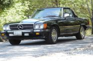 Mercedes Benz 560SL One owner!  View 1