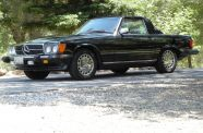 Mercedes Benz 560SL One owner!  View 5