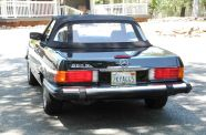 Mercedes Benz 560SL One owner!  View 9
