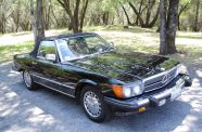 Mercedes Benz 560SL One owner!  View 11