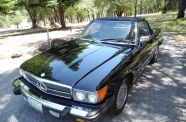 Mercedes Benz 560SL One owner!  View 13