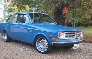 1969 Volvo 142S