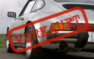1974 Porsche Carrera 2.7 silver