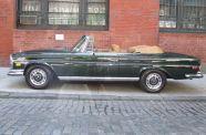 1971 Mercedes 280SE 3.5 Cab View 2