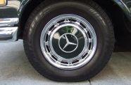 1971 Mercedes 280SE 3.5 Cab View 8