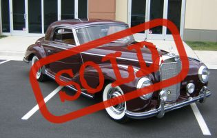 1954 Mercedes 300S
