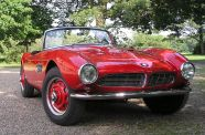 1959 BMW 507 Roadster View 2