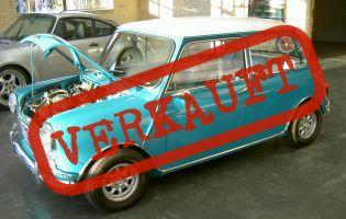 1962 Morris Mini MK1