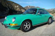 1972 Porsche 911T View 1