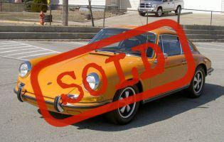 1972 Porsche 911 T Coupe 2.4